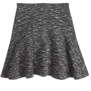 J Crew Plaza Skirt in Tweed